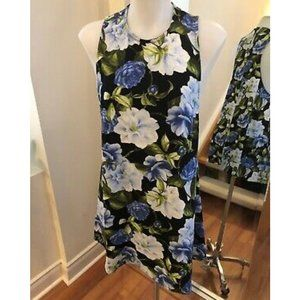 American Apparel 90's Style Floral Dress